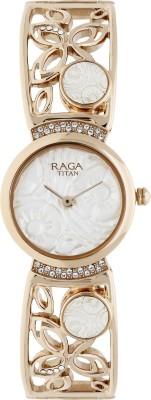 Titan Raga Analog Watch - For Women
