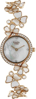 Titan 95030WM01 Raga Analog Watch - For Women