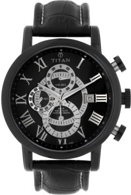 Titan NH9234NL01 Analog Watch   For Men Titan Wrist Watches
