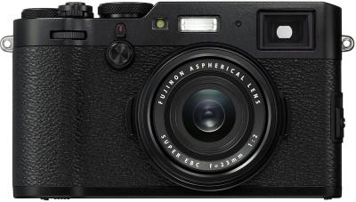 Fujifilm X100F Black Mirrorless Camera Body Only(Black)