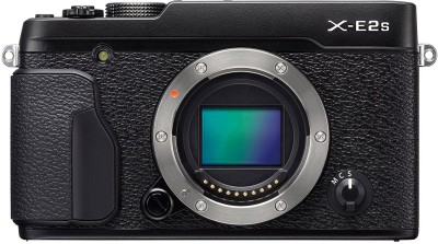 Fujifilm X-E2S Black Mirrorless Camera Body Only(Black)