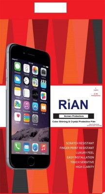 Rian Screen Guard for Lava Iris X8(Pack of 1)