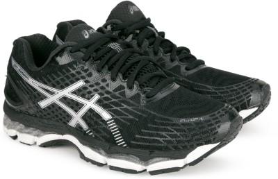 35426a659f4d 40% OFF on Asics GEL-Nimbus 17 Lite-Show Running Shoes For Men(Black) on  Flipkart