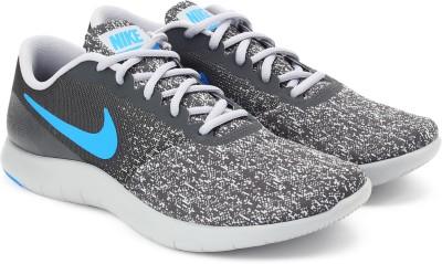 Nike FLEX CONTACT Running Shoes For Men(Grey) 1