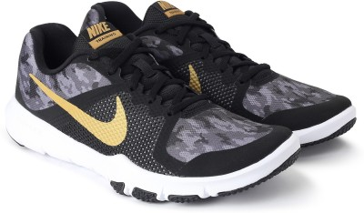 c87ced8abbd3 30% OFF on Nike FLEX CONTROL SP Training Shoes For Men(Black