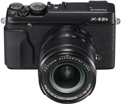 Fujifilm X-E2S Black With XF18-55 Lens Mirrorless Camera Kit(Black)