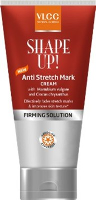 VLCC Shape Up Anti Stretch Mark Cream 200gm(200 g)  available at flipkart for Rs.600