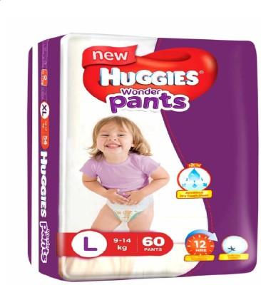 Huggies large 60 1   L 60 Pieces Huggies Baby Diapers