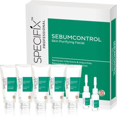 VLCC Specifix Sebumcontrol Skin Purifying Facial Kit