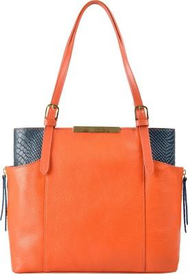 Hidesign Women Orange Sling Bag at flipkart