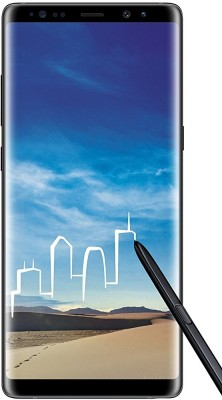 Samsung Galaxy Note 8 (Samsung SM-N950F) 64GB Midnight Black Mobile