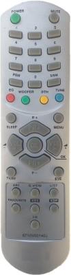 LIPIWORLD 6710V00140J Universal Remote Control Compatible For LG CRT TV Remote Controller(Gray)