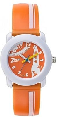 cd346da2d7f 18% OFF on zoop Aquazoop002 Zoop Kids watch from Titan - Orange ...