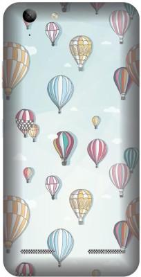 MSC Back Cover for Lenovo Vibe K5 Plus / Lenovo K5 Plus / K5 Plus(Hot Air Balloons / Multicolor, Shock Proof)