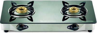 Bajaj MAJESTY CGX 2 ECO Stainless Steel Manual Gas Stove(2 Burners)