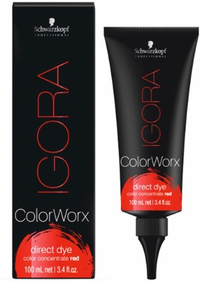 Schwarzkopf Igora Colorwax Direct Dye Hair Color(Red)