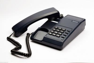 Beetel B11 M-BEETEL Corded Landline Phone(Black) Corded Landline Phone(Black)  available at flipkart for Rs.699