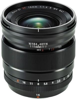 Fujifilm XF 16 mm F1.4 R WR Lens(Black, 8 mm) 1
