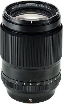 Fujifilm XF 90 mm F2 R LM WR  Lens(Black, 90 mm) 1