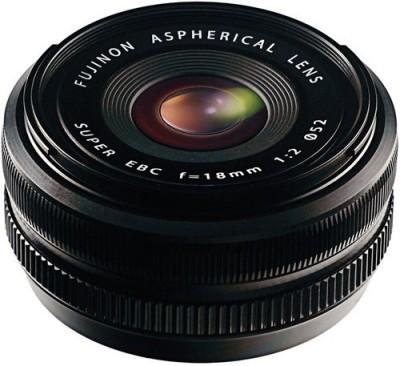 Fujifilm XF 18 mm F2 R Lens(Black, 20) 1