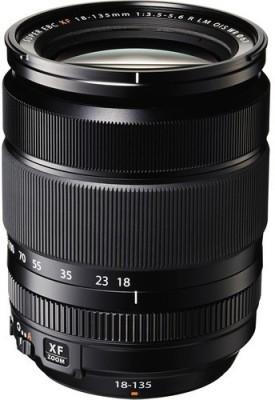 Fujifilm XF18-135mmF3.5-5.6 R LM OIS WR Lens(Black, 135 mm) 1