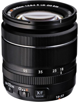 Fujifilm 18-55  Lens(Black, 55 mm) 1