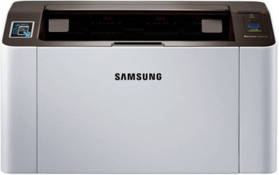 Samsung Xpress SL-M2021 Single Function Printer, White