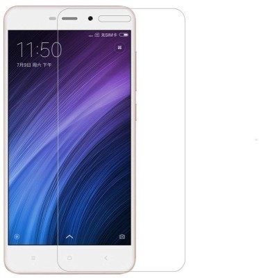 Foncase Tempered Glass Guard for Mi Redmi 4A Pack of 1