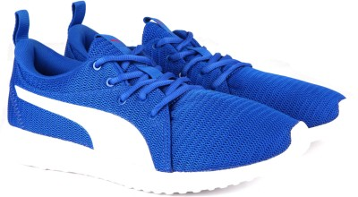 9bc16f366eb4 50% OFF on Puma Carson 2 IDP Running Shoes For Men(Blue) on Flipkart ...