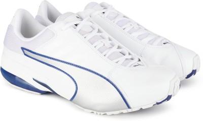 55% OFF on Puma Jago NU IDP Running Shoes For Men(White) on Flipkart ... cb940ebbdcc2