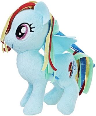 My Little Pony Friendship is Magic Rainbow Dash Small Plush  - 12.7 cm(Multicolor)
