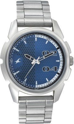 Fastrack 3124SM03 Loopholes Analog Watch For Men
