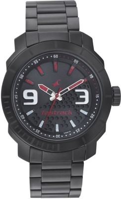 Fastrack 3168NM01 Loopholes Analog Watch For Men