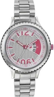 Fastrack 6168SM02 Loopholes Analog Watch For Women