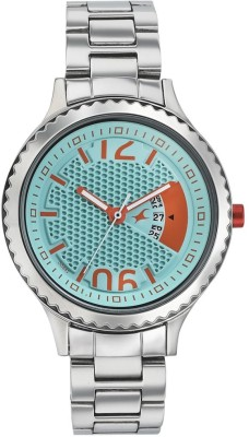 Fastrack 6168SM01 Loopholes Analog Watch For Women
