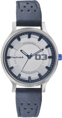 Fastrack 6166SL01 Loopholes Analog Watch For Women