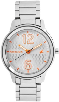 Fastrack 6169SM01 Loopholes Analog Watch For Women