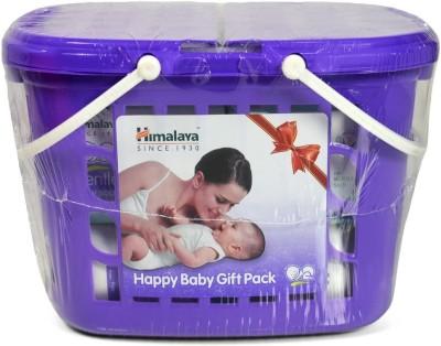 Himalaya Happy Baby Gift Pack - 9 Pcs(White)
