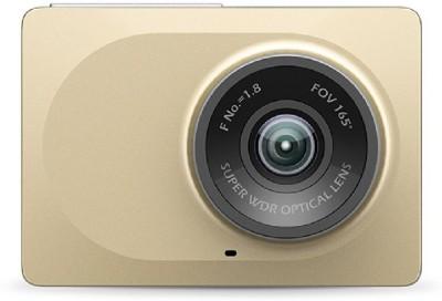 Yi 1 Smart Dash Cam Camcorder(Gold) 1