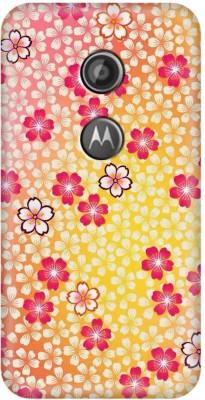 Zapcase Back Cover for Motorola Moto E (2nd Gen) 4G, Motorola Moto E (2nd Gen) 3G(Multicolor)