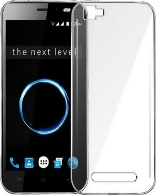 Lyndis Back Cover for Xolo Era 1X-4G Back Cover(Transparent, Silicon)