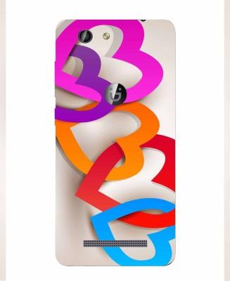 SSMORYA Back Cover for Gionee F103 Pro Multicolor