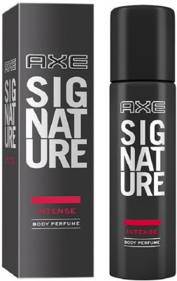 AXE Signature Collection Deodrant Body Spray - Intense Pack of 2 Perfume Body Spray  -  For Men(244 ml, Pack of 2)