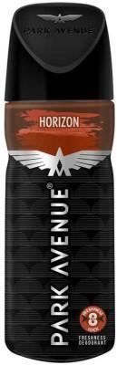 Park Avenue Horizon Deodorant Body Spray  -  For Men(130 ml)