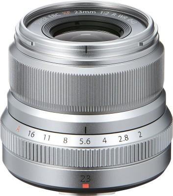 Fujifilm XF 23 mm F2 R WR - Silver Lens(Silver, XF100-400mm) 1