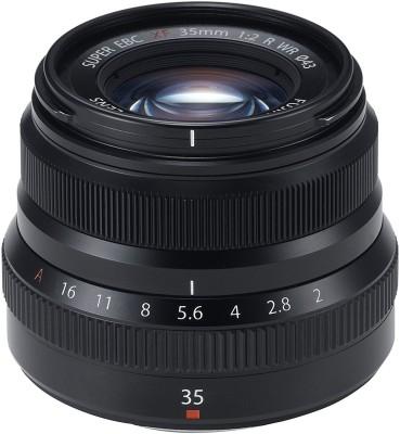 Fujifilm XF 35 mm F2 R WR - Black Lens(Black, 85) 1