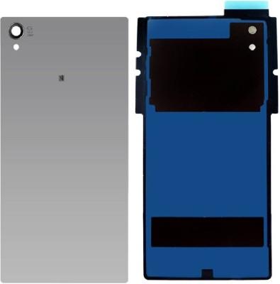 BUCKEINSTORE Sony Xperia Z5 Back Panel WARMAGRAY