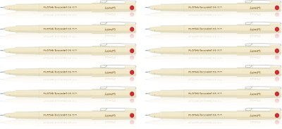 Pilot Hi-tecpoint 05 Needle Point Gel Pen(Pack of 12)  available at flipkart for Rs.480