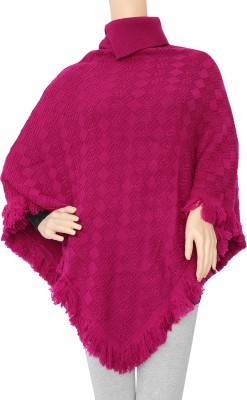 Matelco Pure Wool Poncho