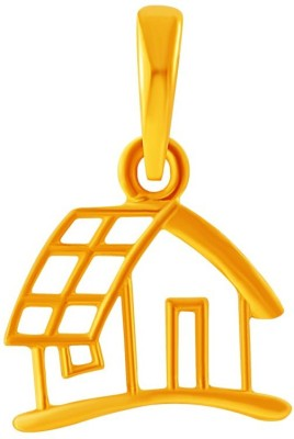 PC Chandra Jewellers NA 14kt Yellow Gold Pendant PC Chandra Jewellers Pendants   Lockets